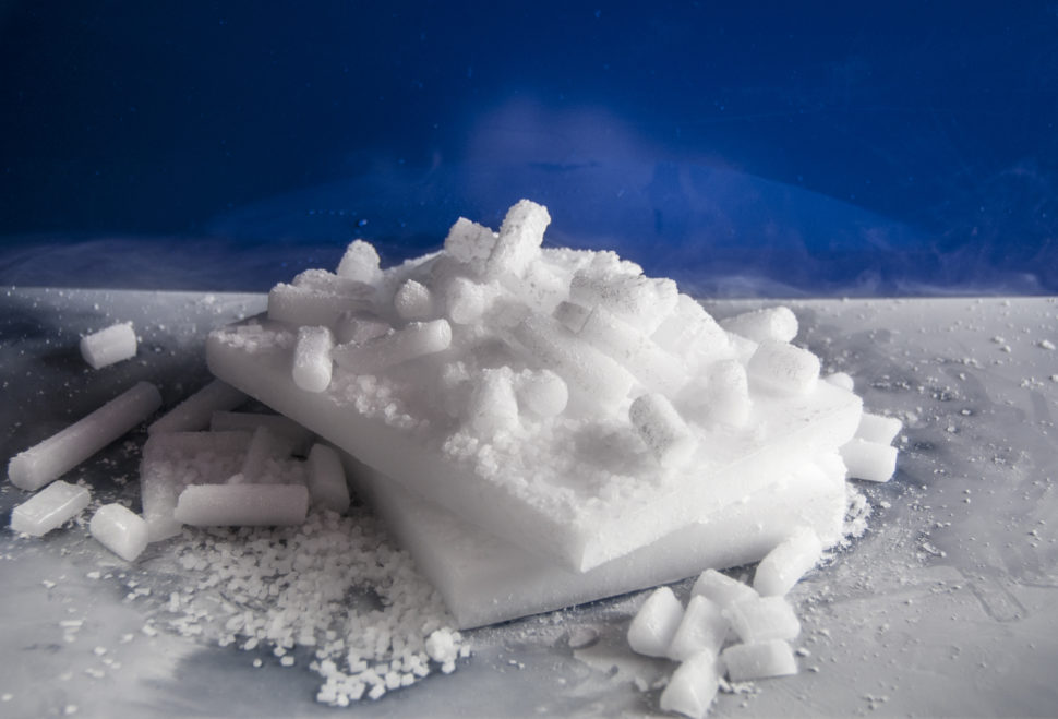 perdita di peso ghiaccio